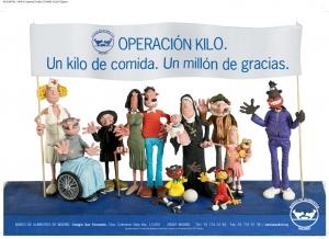 "BANCO DE ALIMENTOS. OPERACIÓN ""KILO"""
